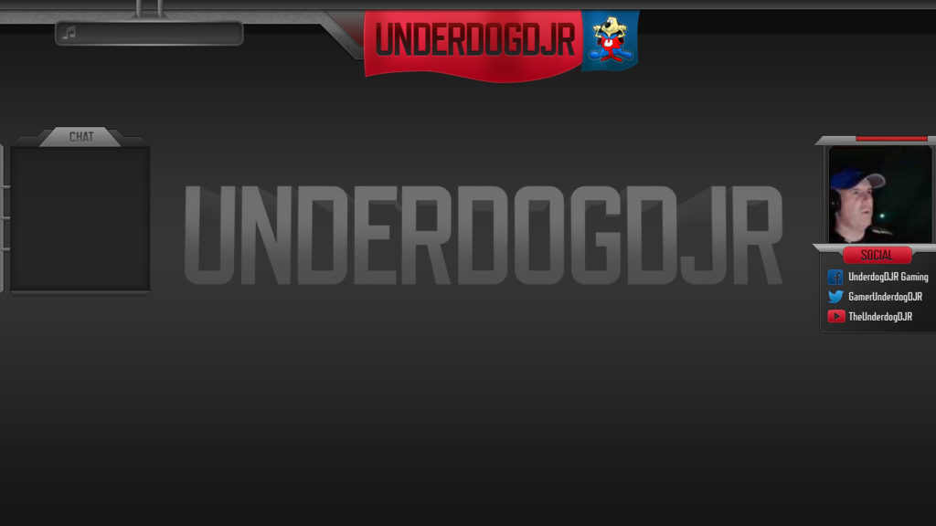 UnderdogDJR (Custom Superhero Overlay)