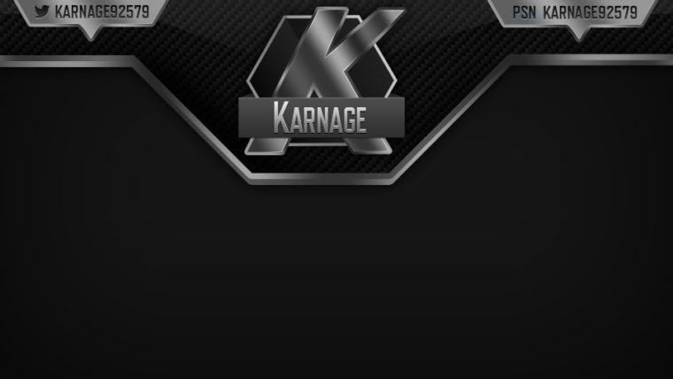 Karnage – Metallic Carbon Stream Overlay