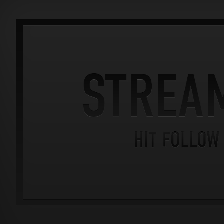 Stream Screens - Twitch Overlay