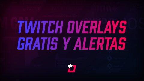 Twitch Overlays Gratis