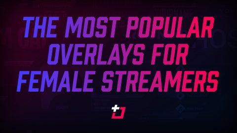 Gamer Girl Overlay & Alerts