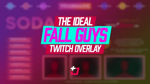 Fall Guys Twitch Overlay