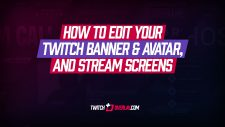 how to edit your twitch banner