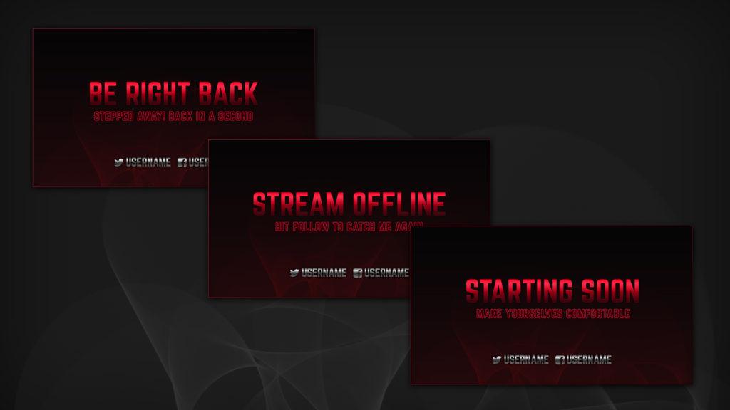 Razor Red – Red Stream Screens