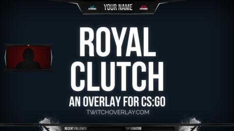 premium CS:GO overlay - Twitch Overlay