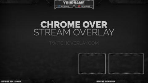 chrome stream overlay - Twitch Overlay