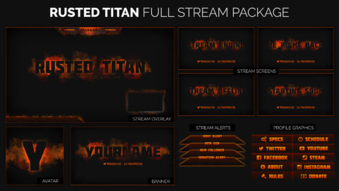 fire stream package