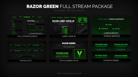 green stream package