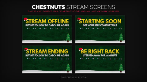 Christmas Stream Screens