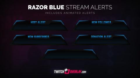 free blue twitch alerts