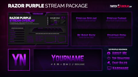 Purple Stream Package
