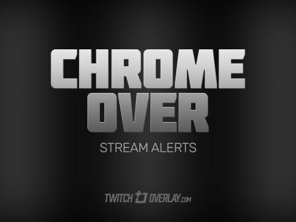 Chrome Over Stream Alerts