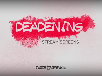 Deadening – Blood Stream Screens