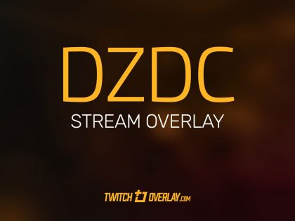 DZDC – Free The Division 2 Twitch Overlay