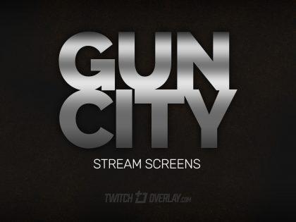 Gun City – Metal Stream Screens