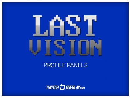 Last Vision – Final Fantasy Profile Graphics