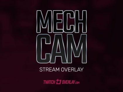 Mech Cam – Robot Cam Overlay