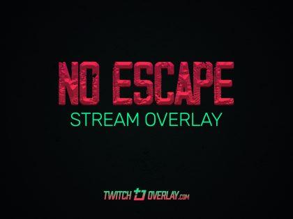 No Escape – Free Escape from Tarkov Twitch Overlay