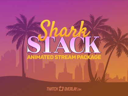 Shark Stack – GTA 5 Stream Package