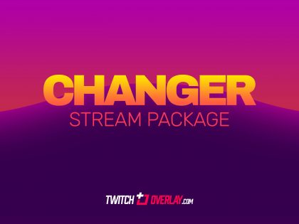 Changer – Modern Stream Package